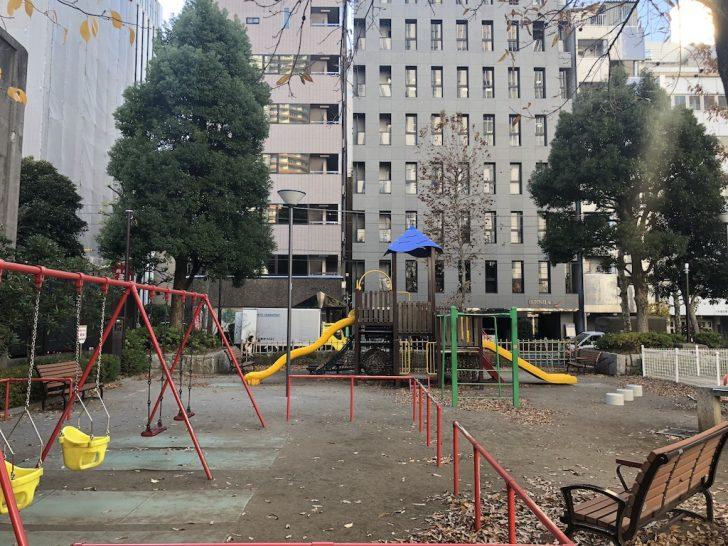 和泉公園の遊具